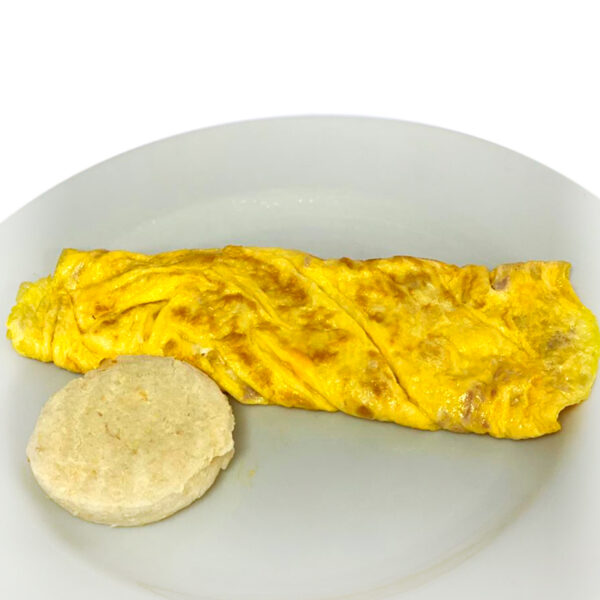 OMELET 2 INGREDIENTES